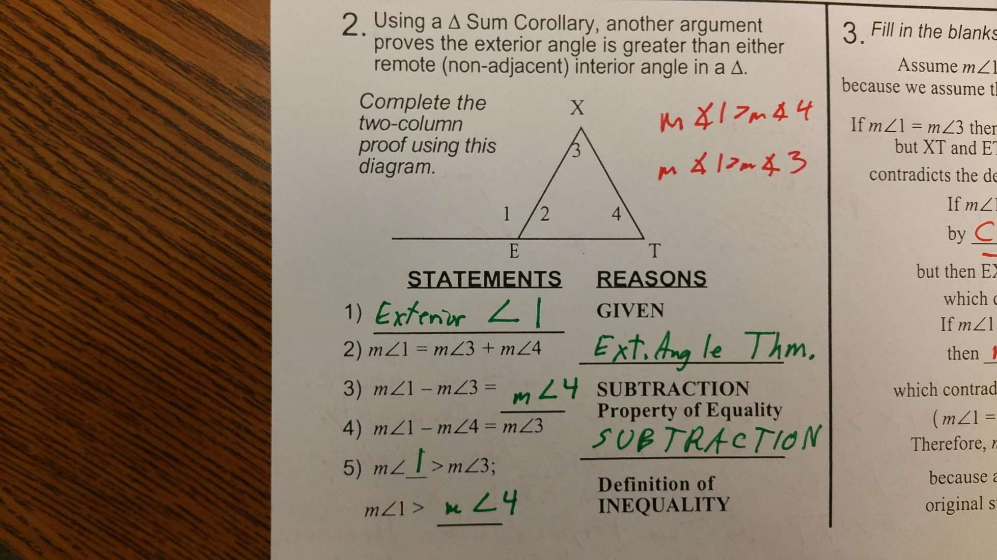 10 9th Grade Geometry Proofs Worksheet