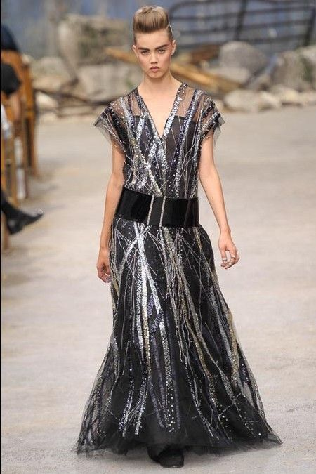 Chanel COUTURE FALL 2013 Paris