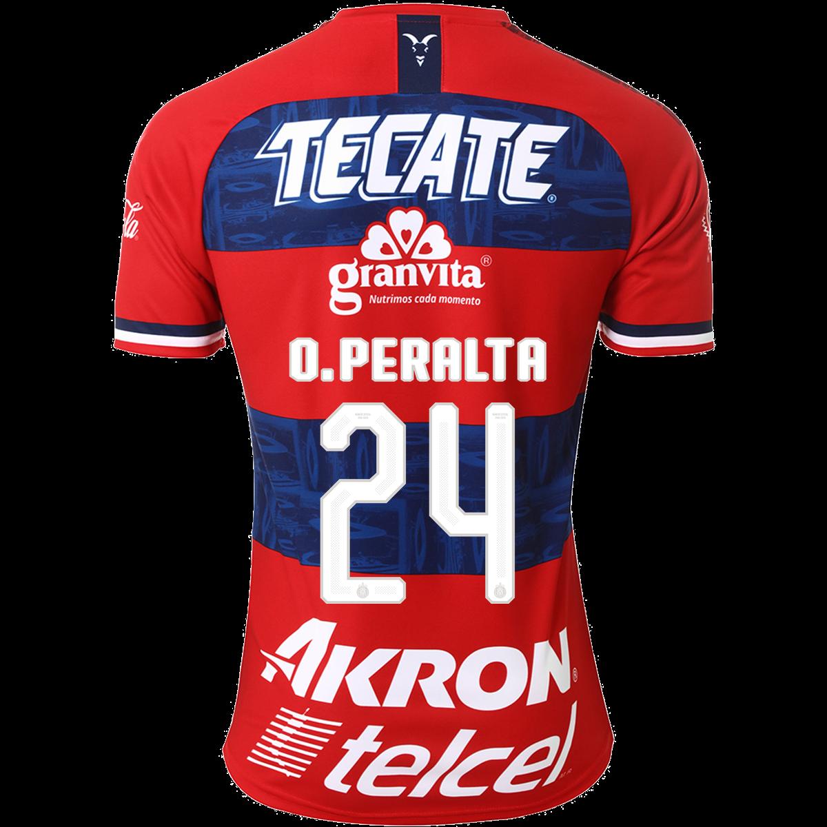 Puma Oribe Peralta Chivas Away Jersey 19 20 2xl Puma Cat Soccer Club America