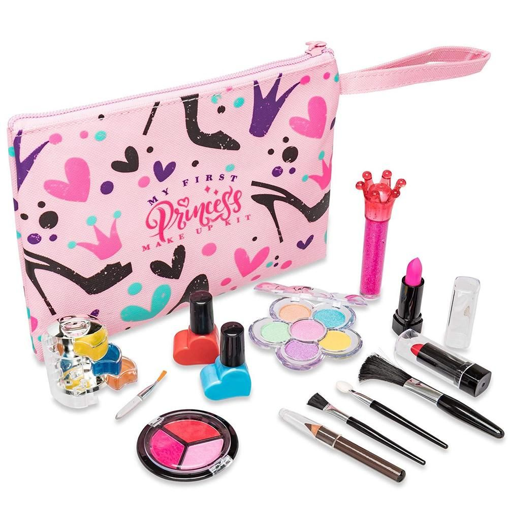 My First Princess Make Up Kit Kids Makeup Set Estuche De