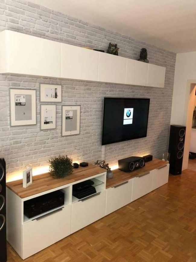 64 BEST TV WALL DESIGNS AND IDEAS images