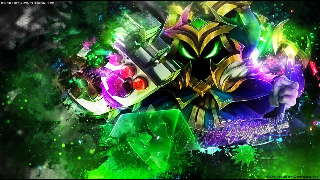 Lol Veigar Final Boss Skin 2014 Wallpaper Wallpaper Lol League Of Legends