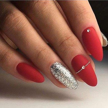 23+ Nail art natalizie gel inspirations