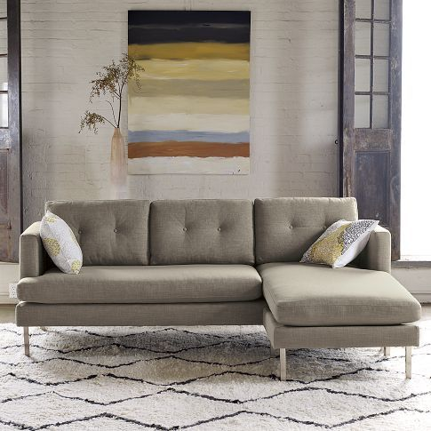 I Like The Painting Above The Couch Possible Diy Sectional