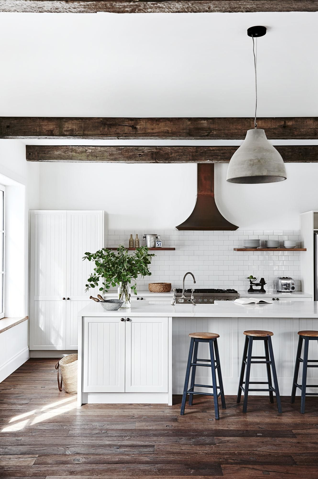Verriere Interieur Cuisine Salon ~ A French Inspired Farmhouse In Victoria Pinterest Idee Deco