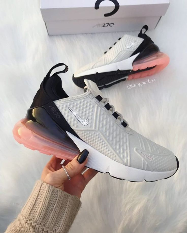 Swarovski Nike Blinged Womens Nike Air Max 270 Running