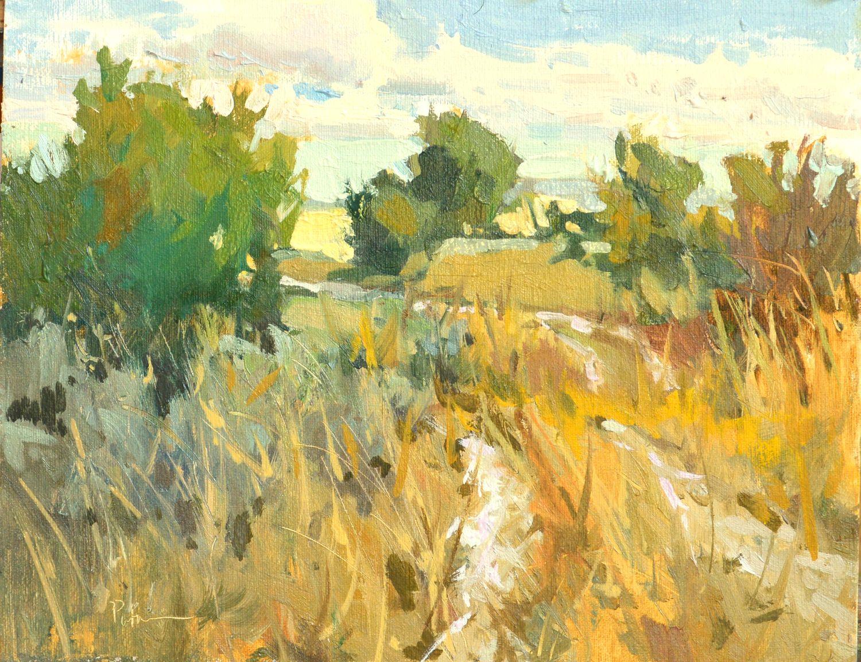 Lori Putnam, Fall Grasses