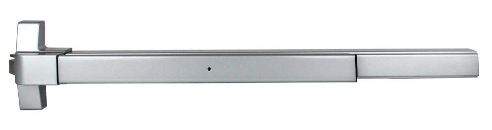 Global Door Controls Ed 501 Us32d Ed 501 Series Trans Atlantic Ed 501 Rim Surface Exit Device In Satin Stainless Ste Door Hardware Amazon Home Home Improvement