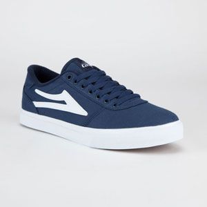 new arrivals 7c256 f3d56 LAKAI Manchester Canvas Mens Shoes