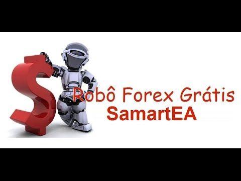 SmartEA Robô Gratis para Forex