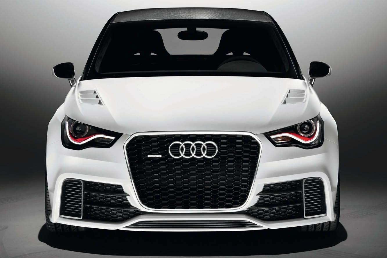 Audi A1 Clubsport Quattro Concept Audi A1 Audi Cars Audi A1