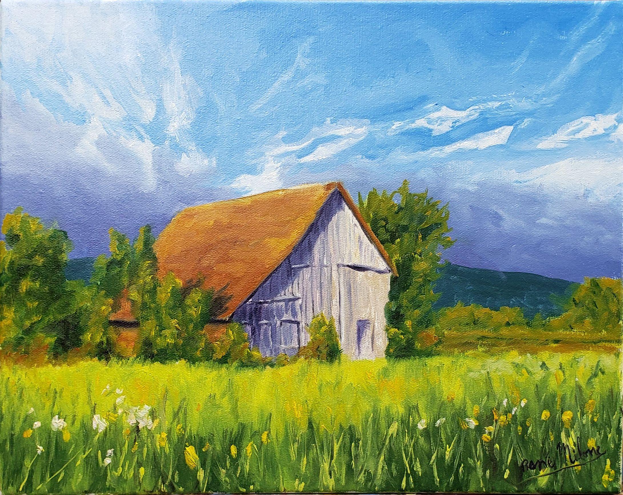 cours de peinture huile débutant en 2020 | Peinture ...