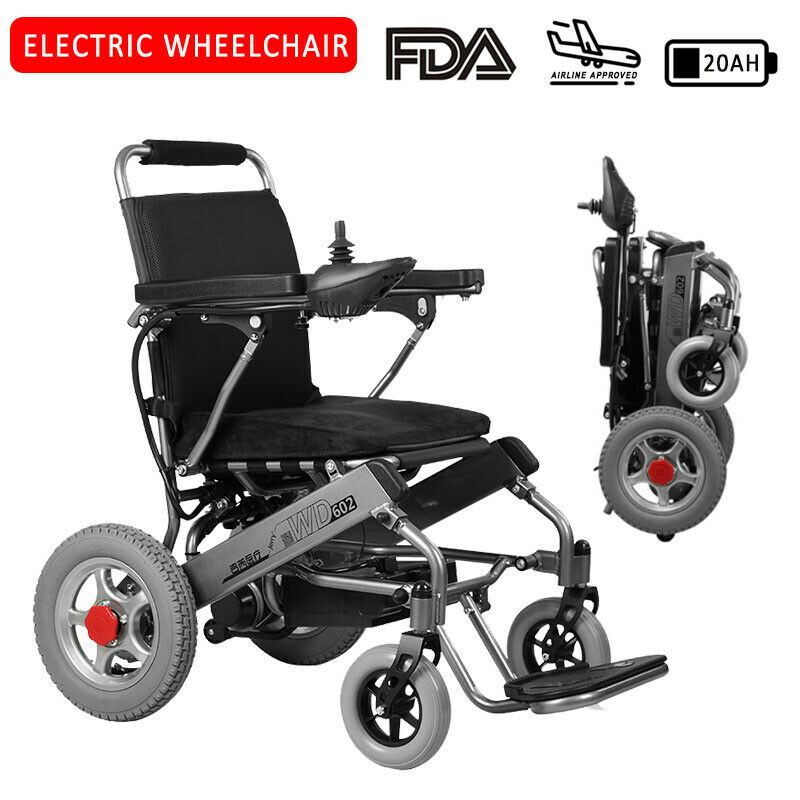 Folding Power Wheelchair In 2020 With Images Folding Electric
