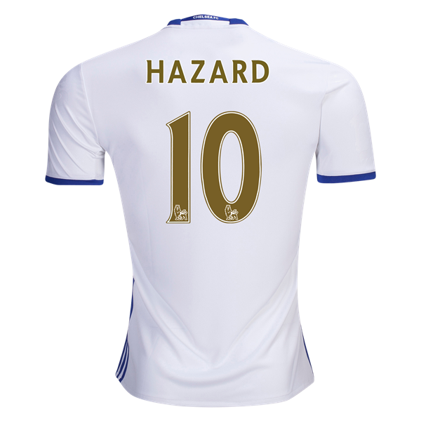 Chelsea 2017 Champions Official Eden Hazard Chelsea Third 2017 Champions Jersey From Adidas British Premier League Premier League Champions Chelsea Players
