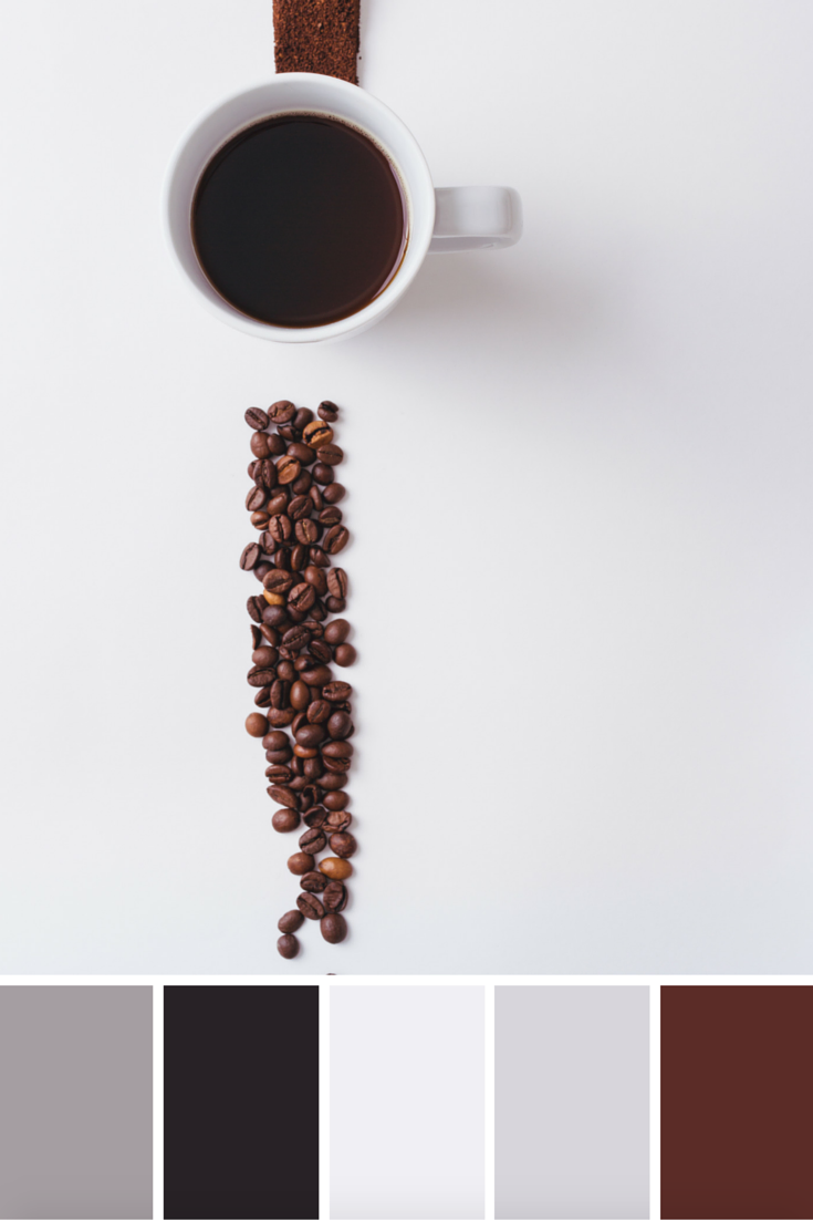 #color #design #inspiration #colorpalette #colorinspiration #designinspiration #webdesign #uxdesign #coffee #apiumtech #seedscolor