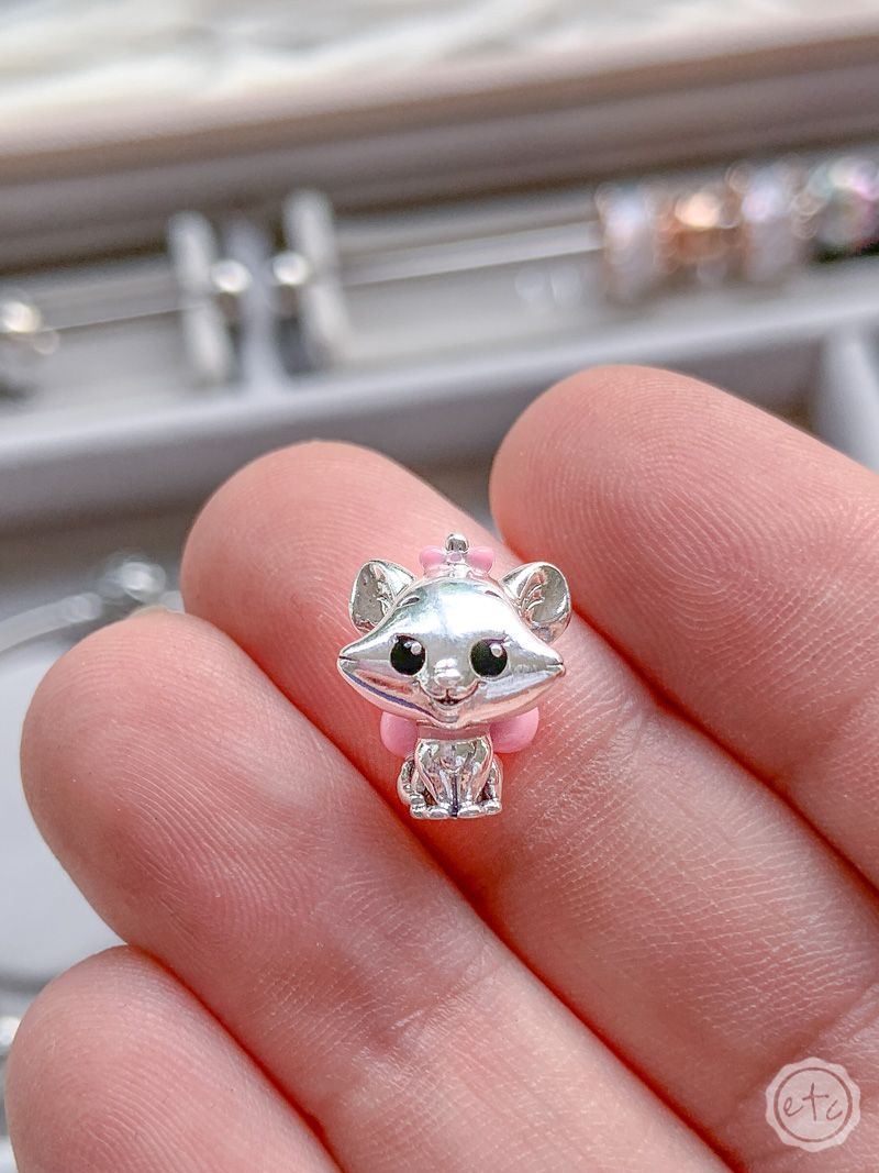 Pandora & Disney Baby Collection: Marie Charm Review - Happily ...