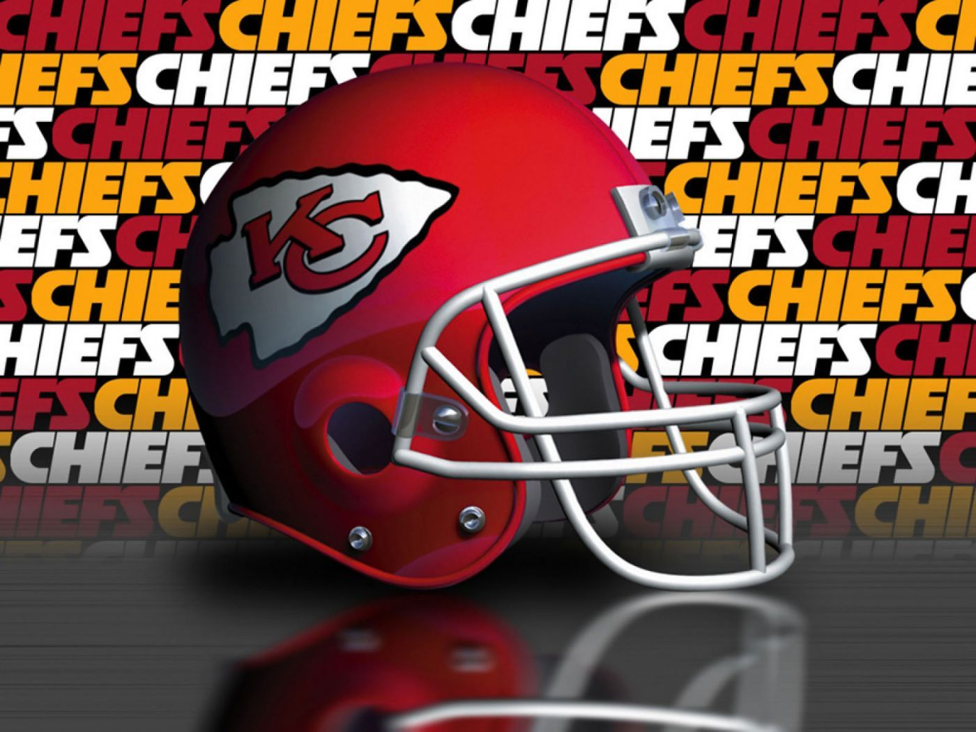 Kansas City Chiefs Helmet Wallpaper 1400 1050 Nfl Wallpapers Kansas City Chiefs Football Chiefs Football Kansas City Chiefs