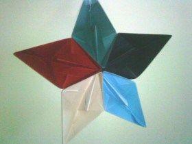 Paper Star Decoration