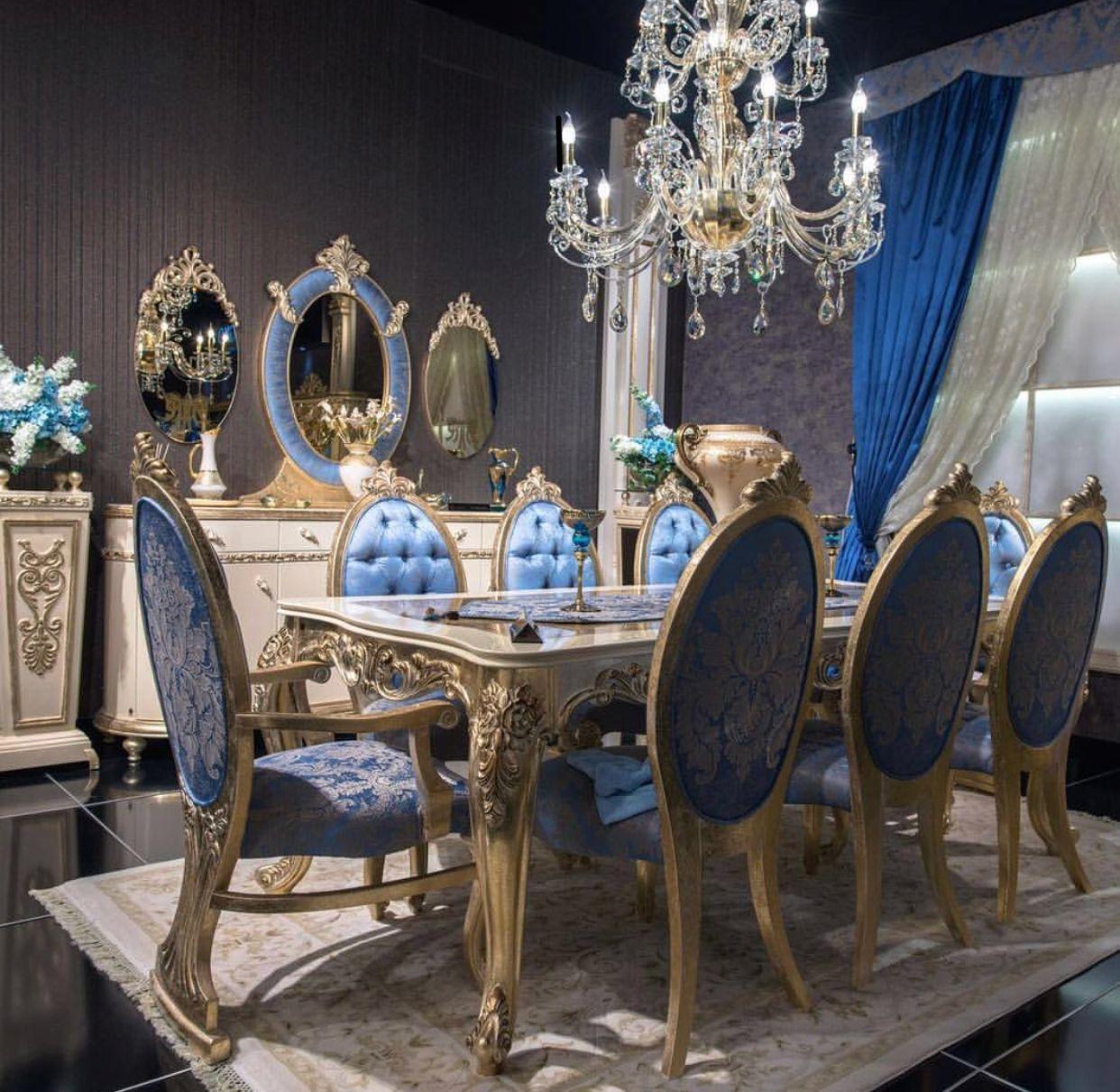 Delightful Room · Dining Room Made In Turkey