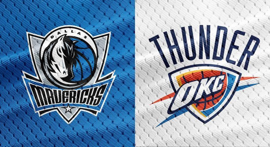 [LIVE]Thunder vs Mavericks NBA Preseasons October 14, 2019