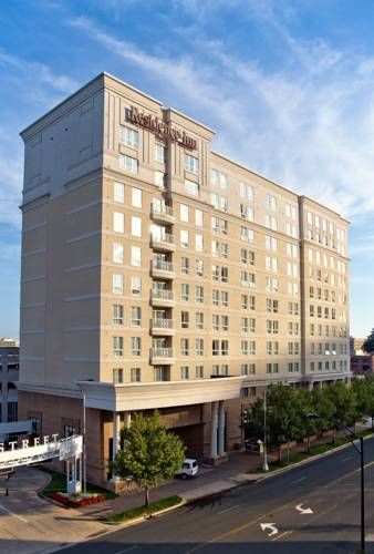 Residence Inn Charlotte Uptown Charlotte North Carolina This