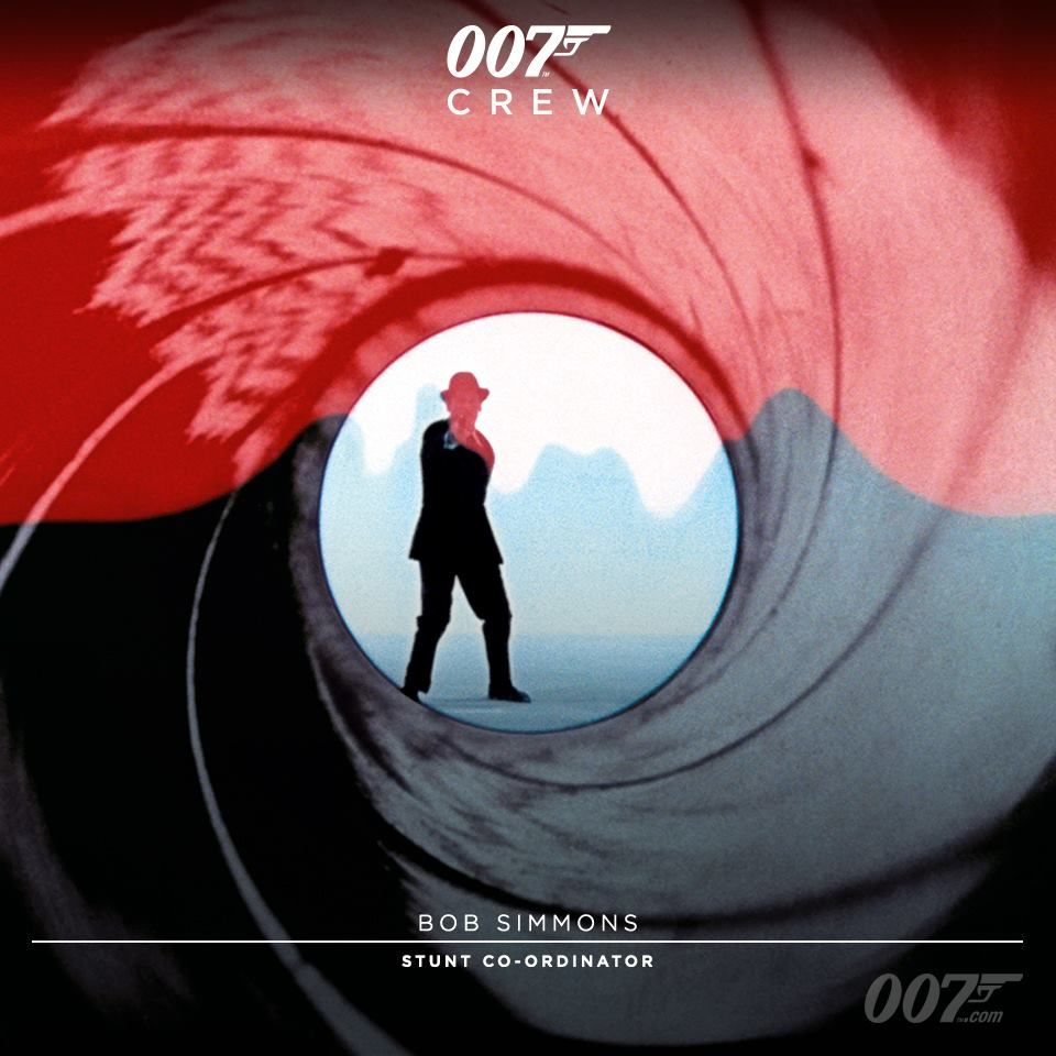 Bob Simmons Worked On 12 Bond Films From Dr No To A View To A