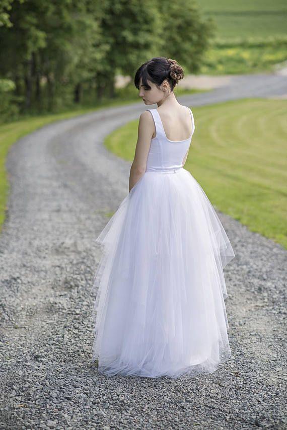 7936bef1b38 Faerie - whimsical wedding dress   ballerina inspired bridal gown ...