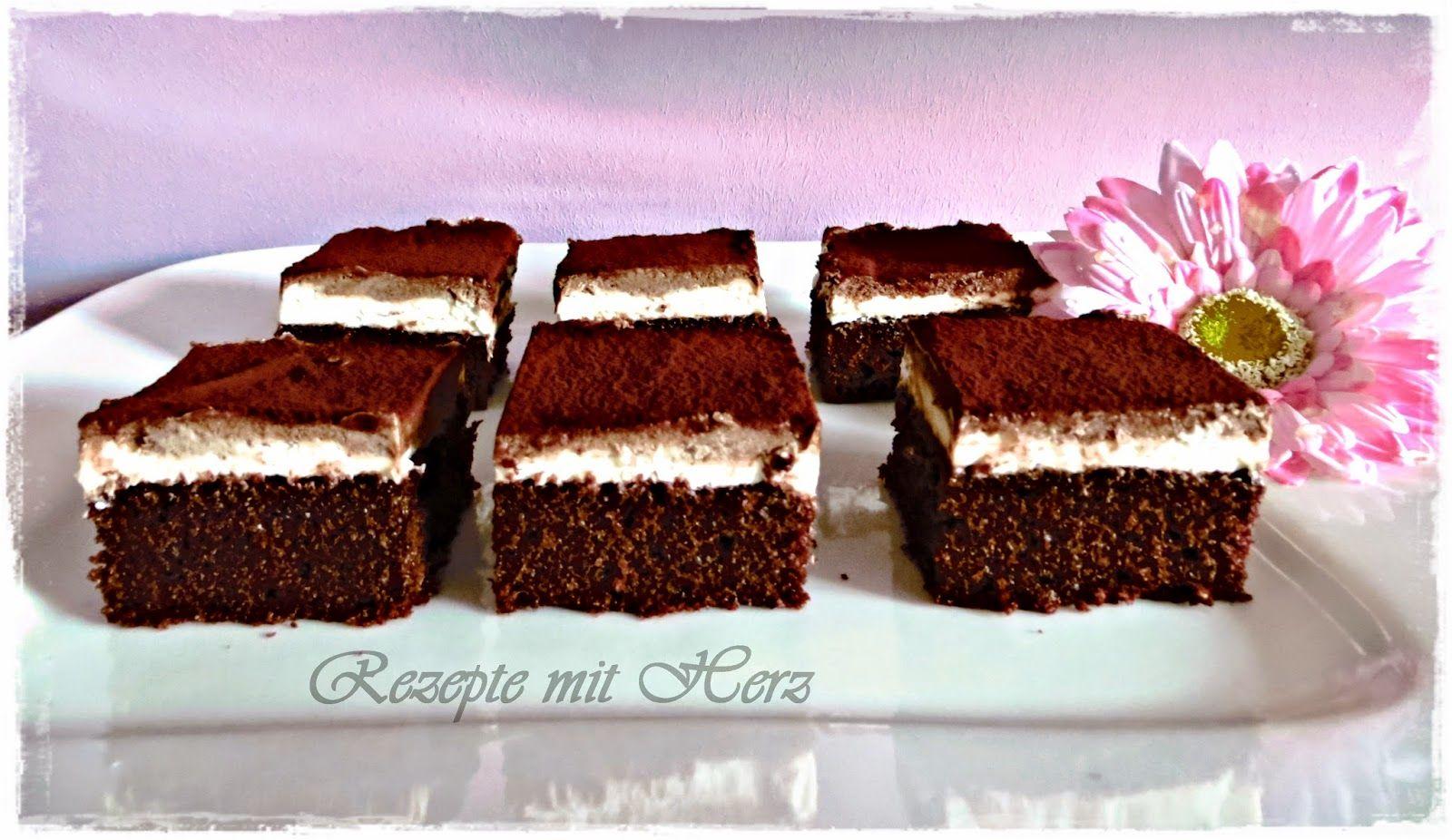 Nutella Schnitten Thermomix Rezepte Mit Herz Cakes Pinterest