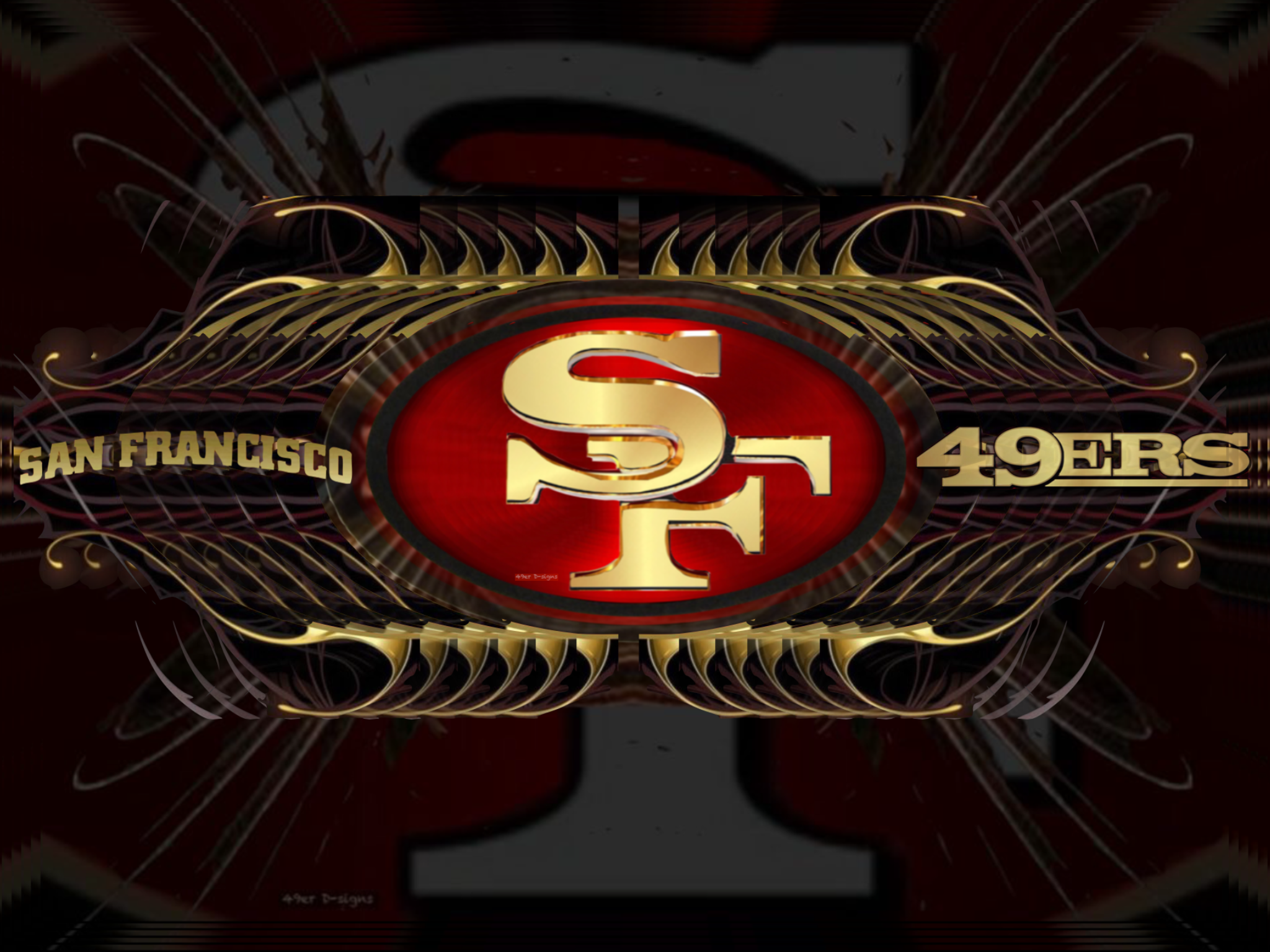 Pin by 49er Dsigns on 49er Logos San francisco 49ers