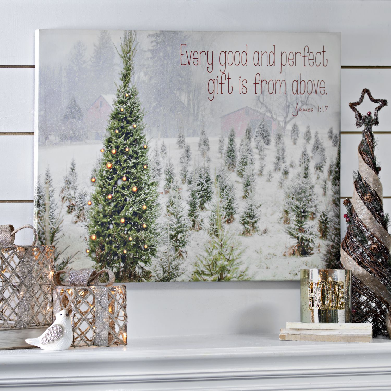 Tired Of Looking At The Same Wall Decor All Year Around Substitute Sameness For Festive With Christmas Art F Christmas Art Christmas Canvas Art Christmas Time