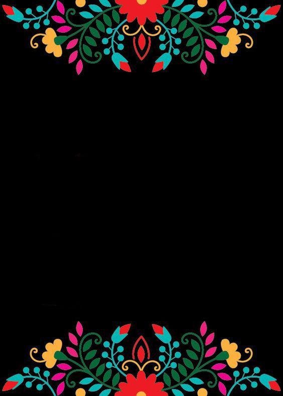 Fondo coco Fiesta Pinterest Mexican, Invitations and Fiestas