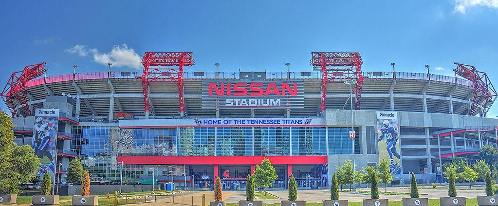 Nashville S Nissan Stadium Seat Map And Venue Information Nissan Stadium Stadium Seats Stadium