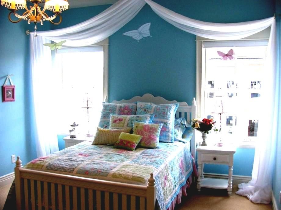Teen Girl Girls Bedroom With Design Ideas White Platform Bed And Amazing Curtains For Teenage Girl Bedroom Review