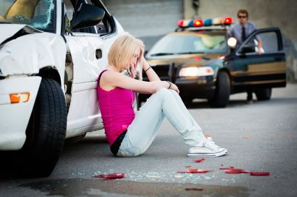 Accident claim - personal injury cases.