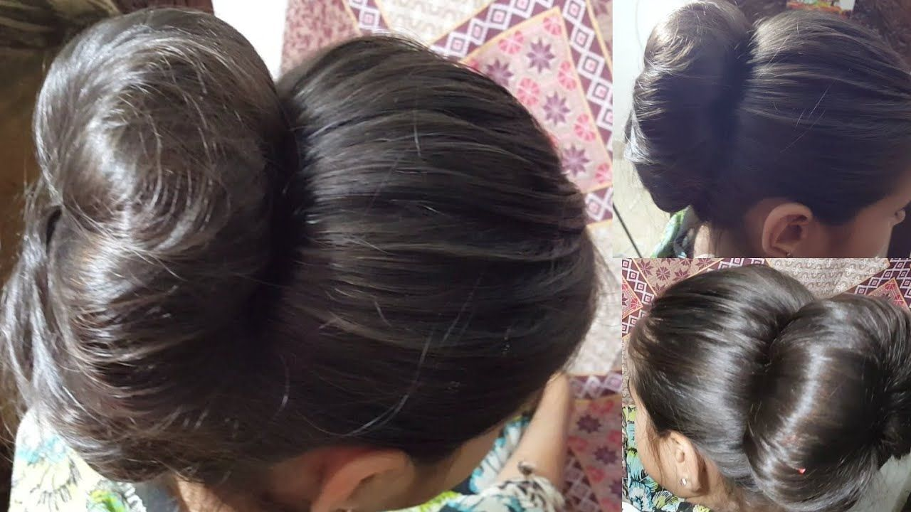Beautiful Jora Hairstyle Step By Step Easy Hairstyles At Home Red Carpet Hairstyle Bra Easy Hairstyles Womens Hairstyles Jora Hairstyle