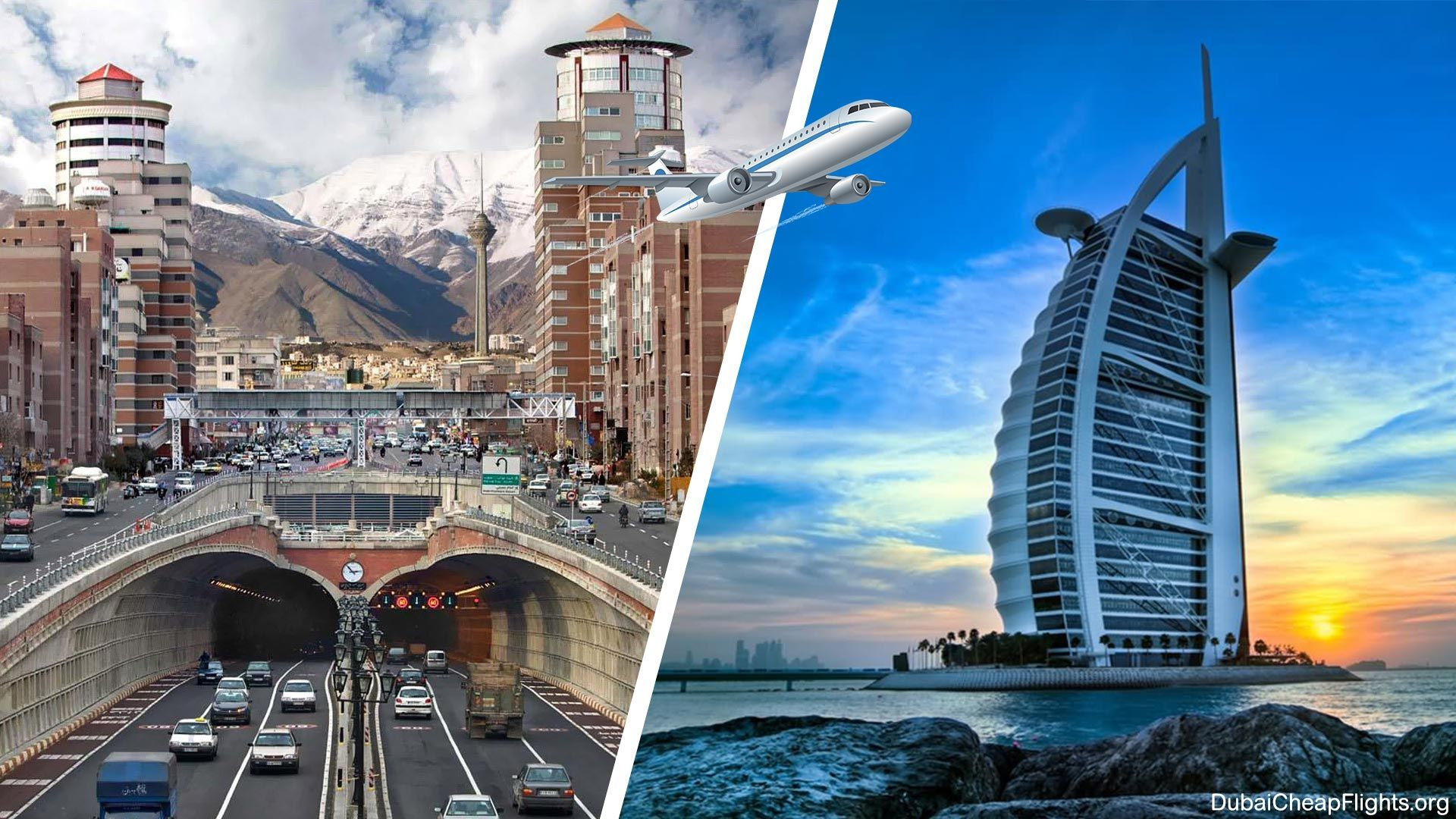 Flights From Tehran To Dubai With Great Value Prices On Tickets And Hotels Search Compare Book Now