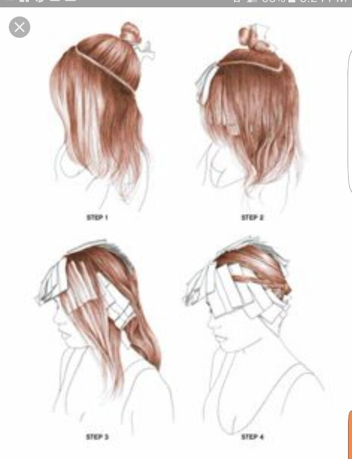 Peekaboo Highlights With Images Hair Color Placement Hair