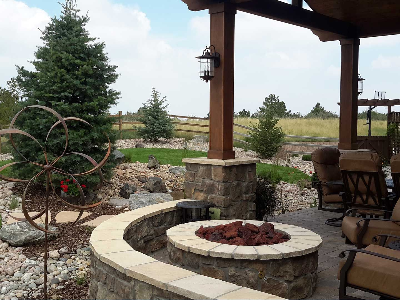 Denver Backyard Design