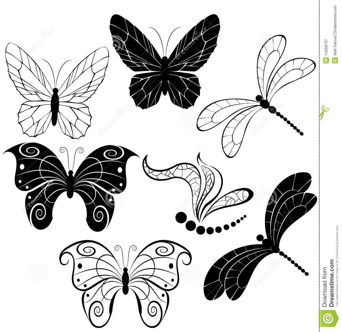 dibujos libelulas para pintar - Buscar con Google | Dibujos y ...