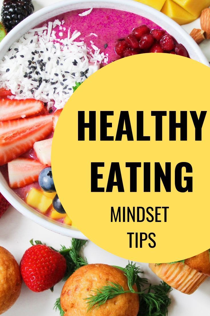 Healthy Eating Mindset Tips - Ideal Weight Challenge