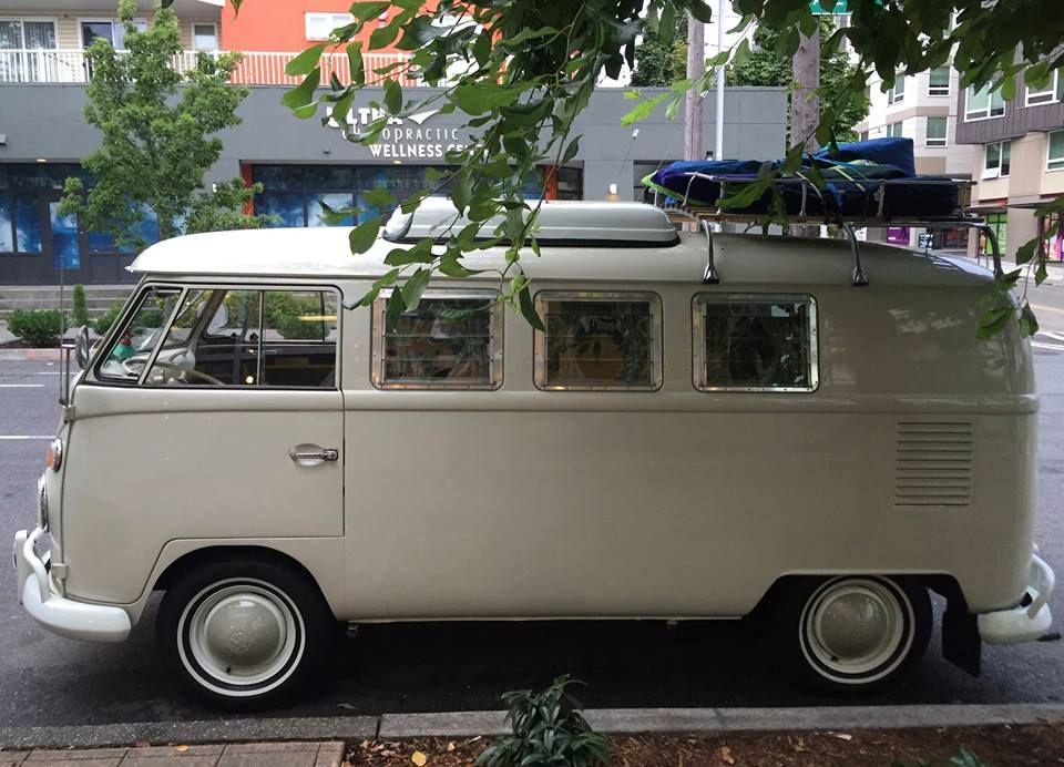 VW Van | University VW | Seattle, WA | UniversityVW.com | Vintage VW