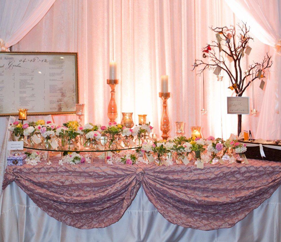 Small Wedding Reception Ideas At Home: Unique Wedding Reception Ideas