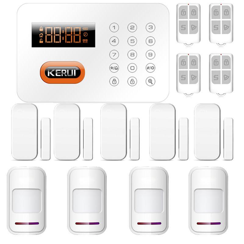 Sensor Eas System Wireless Intelligent Home Appliances Controlling Pstn Keypads Home Burglar Alarm System D Alarm Systems For Home Burglar Alarm Security Alarm