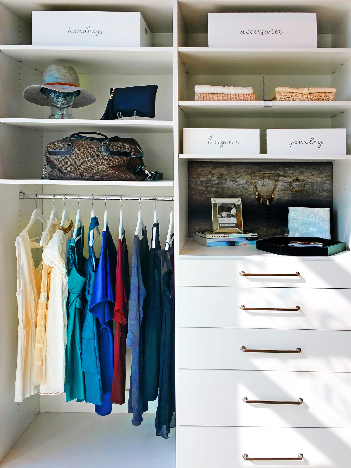 Creative Ways To Store Hats And Jewelry Add Style And