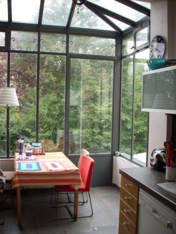 Am nagement de veranda cuisine veranda pergola et for Veranda cuisine design