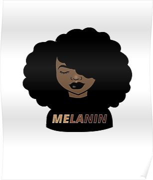 Melanin Afro Woman Shades Drippin Melanin Poppin Black Girl Magic Poster By Logia Merch In 2021 Black Girl Cartoon Black Girl Aesthetic Black Girl Art