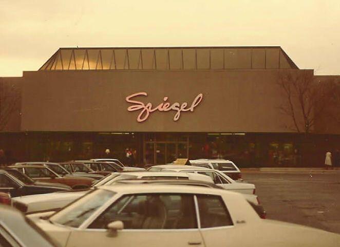 Spiegel lost stores in chicago chicago pinterest for Spiegel history