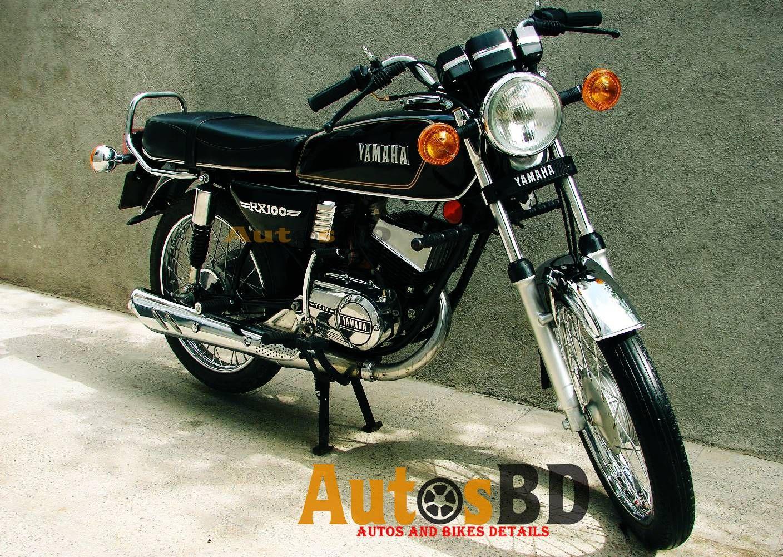 Yamaha Rx 100 Specification Yamaha Rx100 Yamaha Yamaha Motor