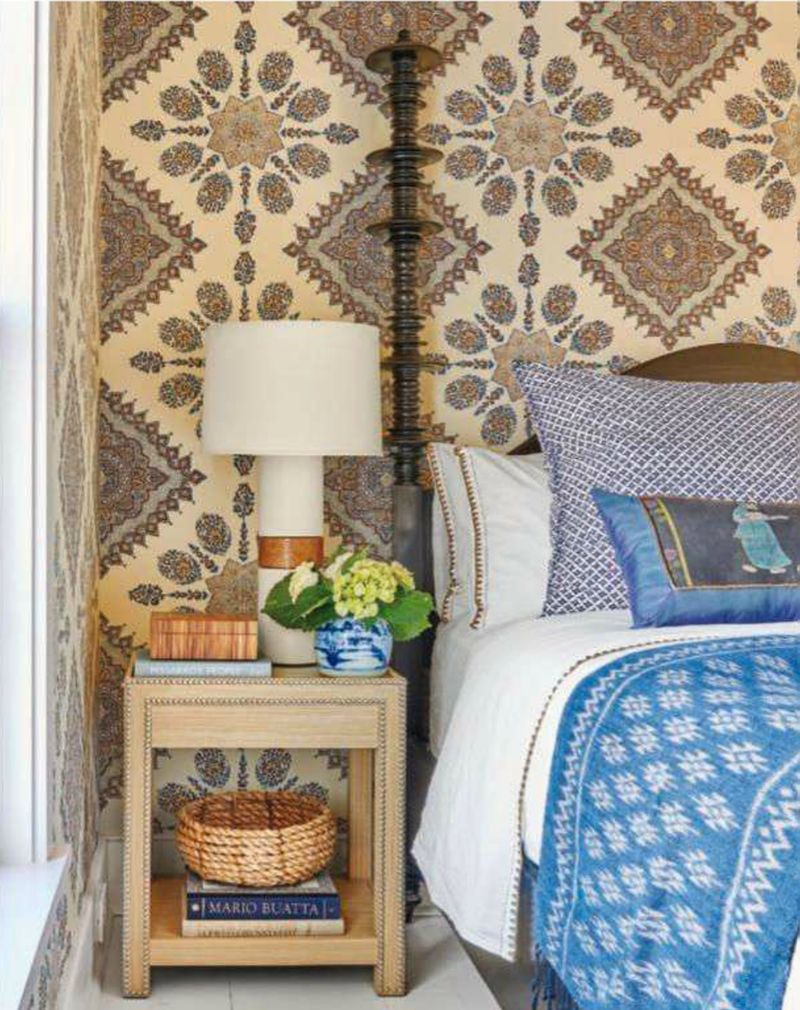 Perfect Home Couture Persepolis Wallpaper By Jenny Keenan In Coastal Living May  2017 | Wallcoverings | Pinterest | Couture, Wallpaper And Interiors