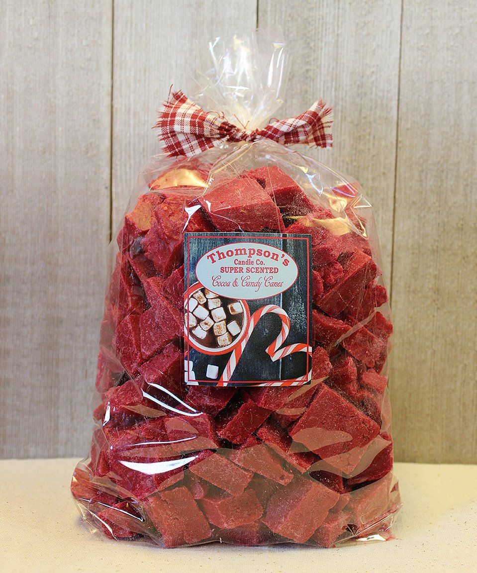 Thompson's Candle Co. Cocoa & Candy Canes 32Oz. Wax